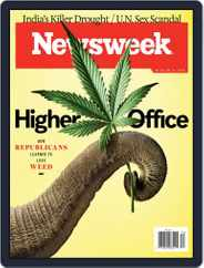 Newsweek (Digital) Subscription August 24th, 2018 Issue
