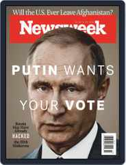 Newsweek (Digital) Subscription October 26th, 2018 Issue