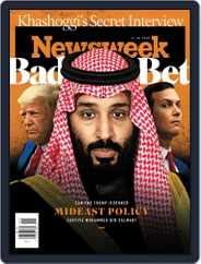 Newsweek (Digital) Subscription November 9th, 2018 Issue