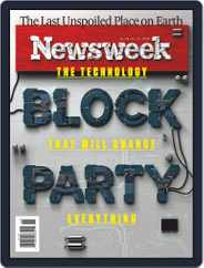 Newsweek (Digital) Subscription November 16th, 2018 Issue