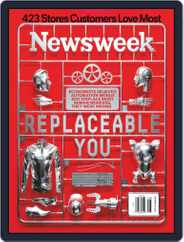 Newsweek (Digital) Subscription November 30th, 2018 Issue