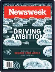 Newsweek (Digital) Subscription December 14th, 2018 Issue