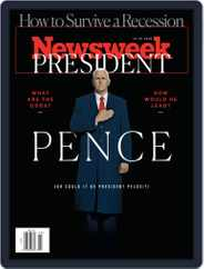 Newsweek (Digital) Subscription October 25th, 2019 Issue