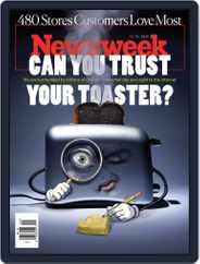 Newsweek (Digital) Subscription November 1st, 2019 Issue