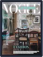 Vogue Living (Digital) Subscription September 3rd, 2014 Issue