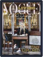 Vogue Living (Digital) Subscription November 1st, 2017 Issue