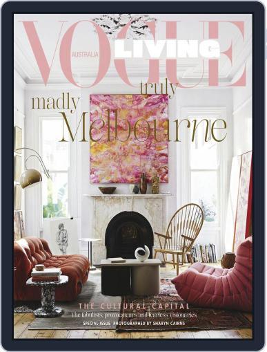 Vogue Living November 1st, 2018 Digital Back Issue Cover