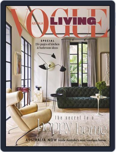 Vogue Living September 1st, 2019 Digital Back Issue Cover