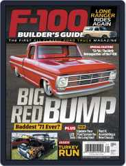 F100 Builders Guide Magazine (Digital) Subscription March 1st, 2021 Issue