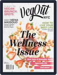 VegOut NYC Magazine (Digital) Subscription June 28th, 2020 Issue