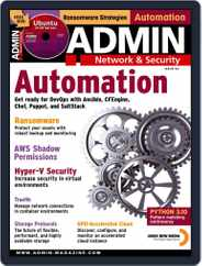 ADMIN Network & Security Magazine (Digital) Subscription May 1st, 2021 Issue