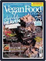 Vegan Food & Living Magazine (Digital) Subscription October 1st, 2020 Issue