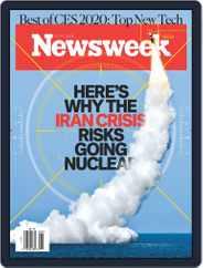 Newsweek (Digital) Subscription February 7th, 2020 Issue