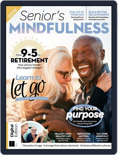 Senior's Mindfulness February 19th, 2020 Digital Back Issue Cover
