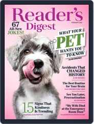 Reader's Digest (Digital) Subscription February 1st, 2020 Issue