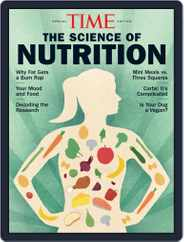 TIME The Science of Nutrition Magazine (Digital) Subscription February 27th, 2020 Issue