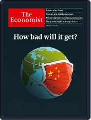 The Economist (Digital) Subscription February 1st, 2020 Issue
