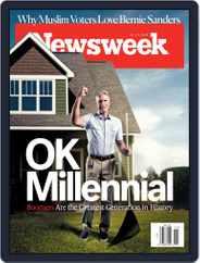 Newsweek (Digital) Subscription March 13th, 2020 Issue