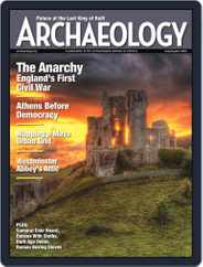 ARCHAEOLOGY (Digital) Subscription July 1st, 2018 Issue