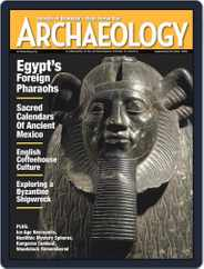 ARCHAEOLOGY (Digital) Subscription September 1st, 2018 Issue