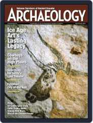ARCHAEOLOGY (Digital) Subscription March 1st, 2019 Issue