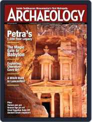 ARCHAEOLOGY (Digital) Subscription November 1st, 2019 Issue