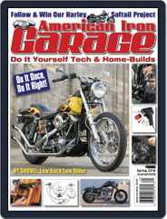 American Iron Garage (Digital) Subscription February 16th, 2016 Issue