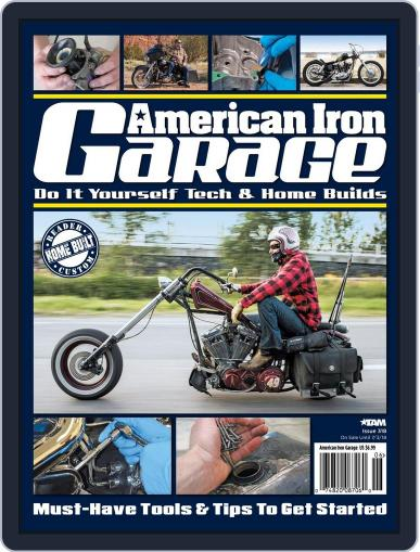 American Iron Garage (Digital) June 1st, 2018 Issue Cover