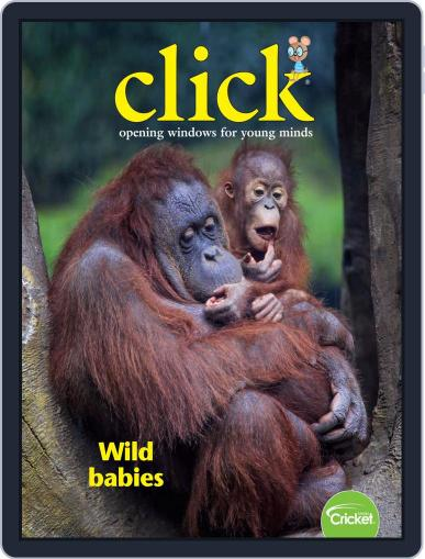 Click Science And Discovery Magazine For Preschoolers And Young Children (Digital) January 1st, 2020 Issue Cover