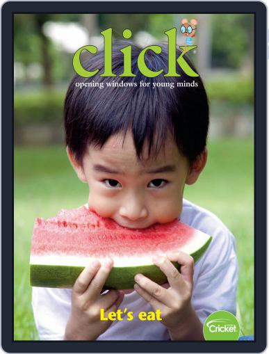 Click Science And Discovery Magazine For Preschoolers And Young Children (Digital) February 1st, 2020 Issue Cover