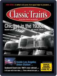 Classic Trains (Digital) Subscription July 31st, 2017 Issue