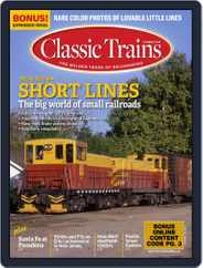 Classic Trains (Digital) Subscription June 1st, 2018 Issue