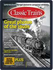 Classic Trains (Digital) Subscription June 1st, 2019 Issue