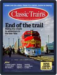 Classic Trains (Digital) Subscription December 1st, 2019 Issue