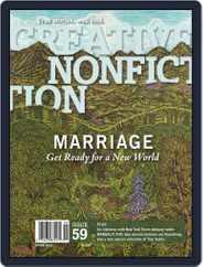Creative Nonfiction (Digital) Subscription April 5th, 2016 Issue