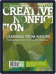 Creative Nonfiction (Digital) Subscription October 1st, 2016 Issue