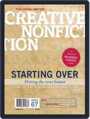 Creative Nonfiction (Digital) Subscription May 24th, 2018 Issue