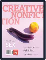 Creative Nonfiction (Digital) Subscription July 22nd, 2019 Issue