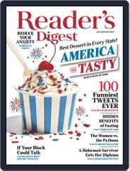 Reader's Digest Digital Magazine Subscription July 1st, 2021 Issue
