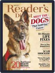 Reader's Digest Digital Magazine Subscription March 1st, 2021 Issue