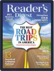 Reader's Digest Digital Magazine Subscription May 1st, 2021 Issue