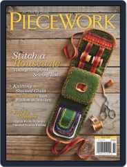 PieceWork (Digital) Subscription November 1st, 2019 Issue