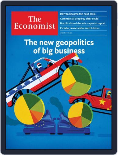 1-Year The Economist Digital Magazine Subscription
