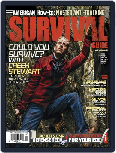 American Survival Guide Digital Magazine June 1st, 2021 Issue Cover