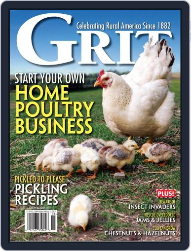 Grit July 1st, 2019 Digital Back Issue Cover