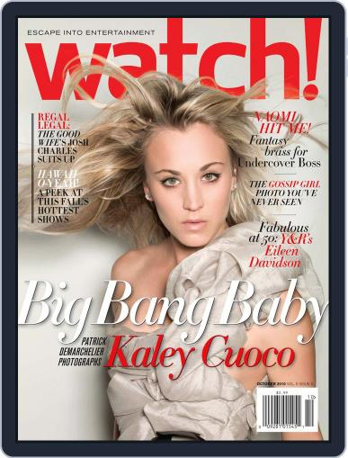 Watch! (Digital) November 11th, 2010 Issue Cover