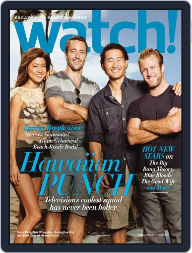 Watch! (Digital) March 30th, 2011 Issue Cover