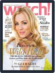 Watch! (Digital) Subscription August 8th, 2011 Issue