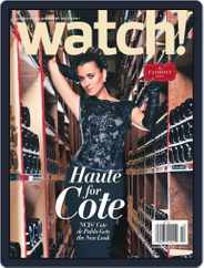 Watch! (Digital) Subscription October 12th, 2012 Issue