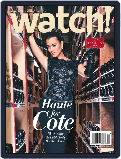 Watch! (Digital) October 12th, 2012 Issue Cover